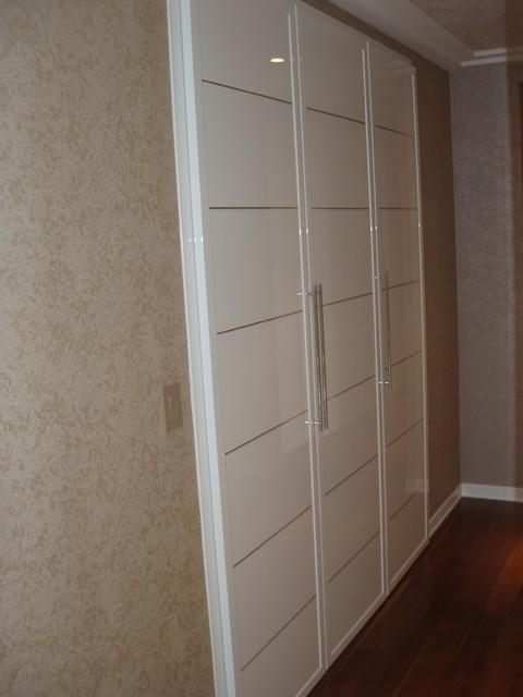 Closet Doors Miria Collection In High Gloss Finish