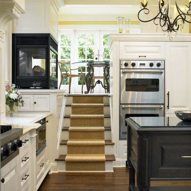 These Split Level Homes Get The Style Right | House Plans With Stairs In Kitchen | Upstairs | Country Kitchen | Hidden Pantry | Luxury | Small House