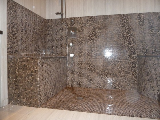 Wheelchair Accessible Disability Shower   West Vancouver   Modern     Wheelchair Accessible Disability Shower   West Vancouver modern bathroom