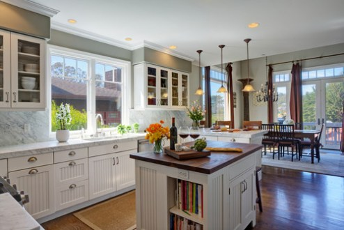 Create the Perfect Cape Cod Kitchen Anywhere Think Crisp  Airy and Spacious as You Design a Perfect Cape Cod Kitchen