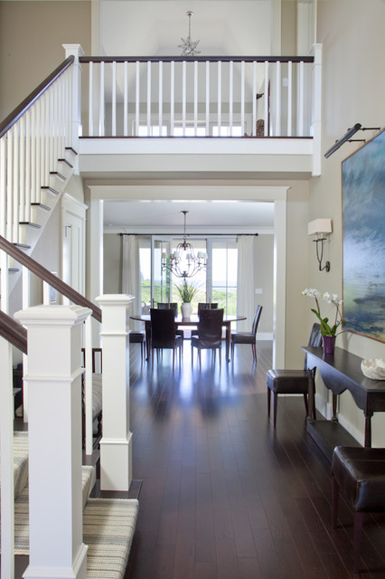 Grand Foyer Eclectic Entry Boston By Kate Jackson