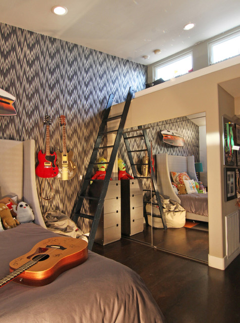 A Loft For Legos And Hours Of Fun Eclectic Kids San