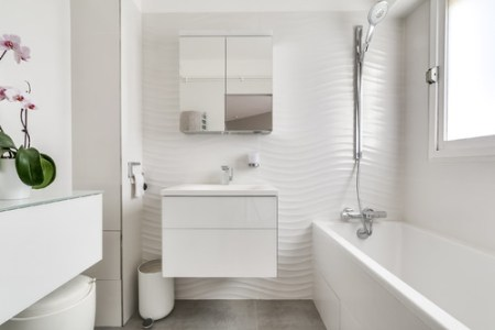 How To Make Any Bathroom Look  And Feel  Bigger From carefully choosing your color palette and essential fixtures to  employing a few clever visual tricks  you can use some or all of these tips  to make