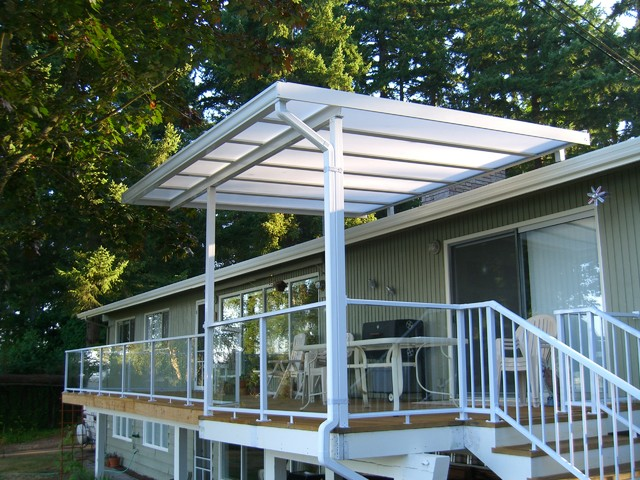 More Patio Covers Traditional Deck Seattle By