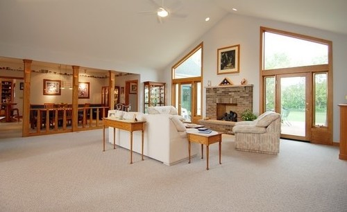 What Wood Floor Goes Good With Honey Oak And Trim