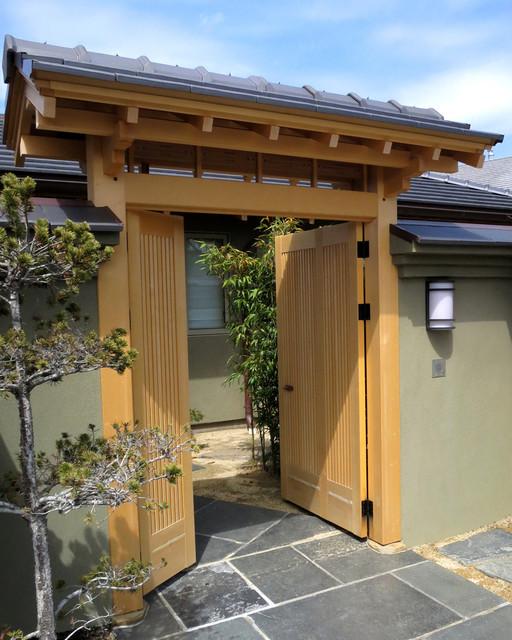 How Build Japanese Garden Gate