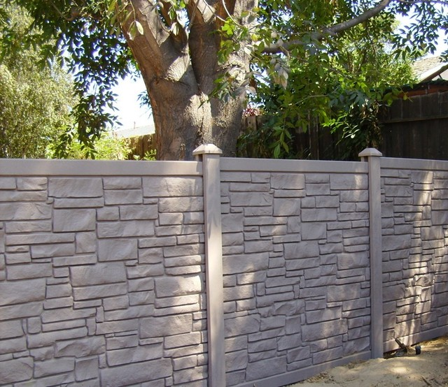 Vinyl Fence Sound Barriers