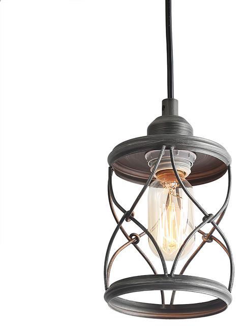 geometric mini pendant light # 8
