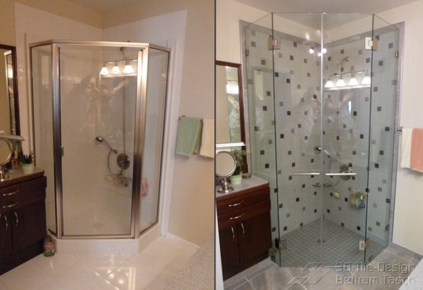 Barrier Free Wheelchair Accessible Disability Shower   Maple Ridge     Barrier Free Wheelchair Accessible Disability Shower   Maple Ridge  modern bathroom
