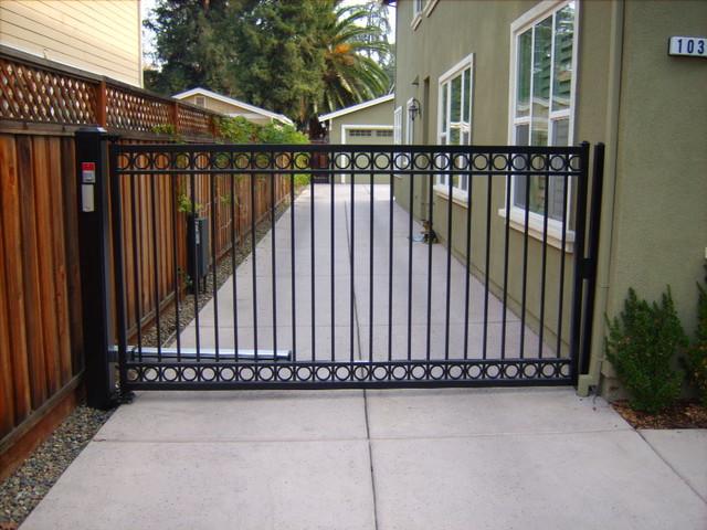 Outdoor Fence Artwork