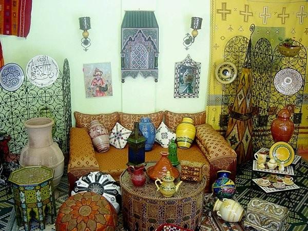 Moroccan Home Decor And Interior Design
