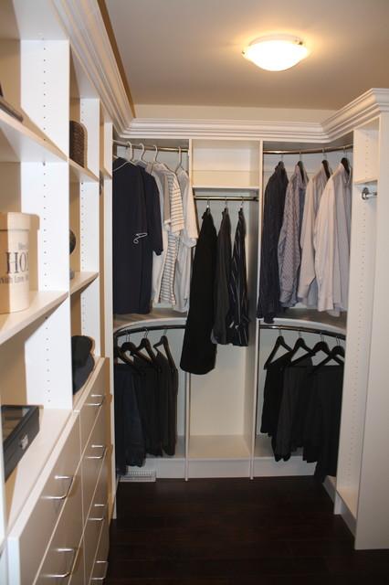 Toronto Closets Traditional Closet Toronto By Toronto Custom Concepts
