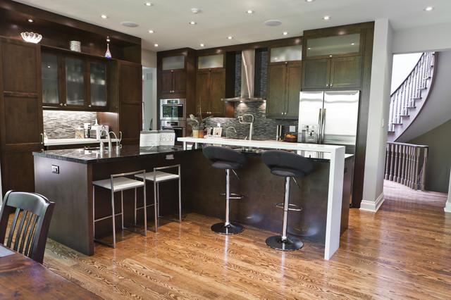 Modern Rustic Kitchen Design Ideas