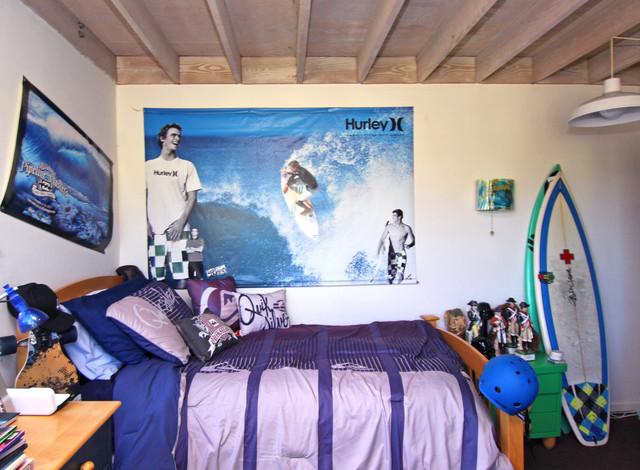 Teen Boy Room Beach Style Kids Orange County By