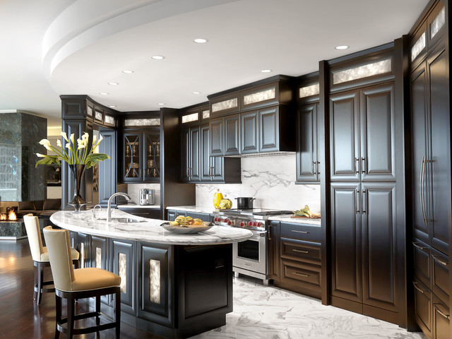 Luxury Interior Modern Kitchen