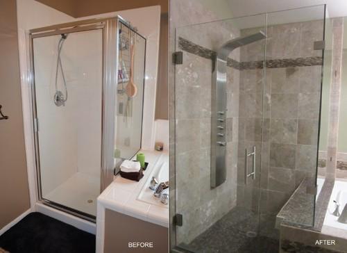 Recent Master Bathroom Remodel