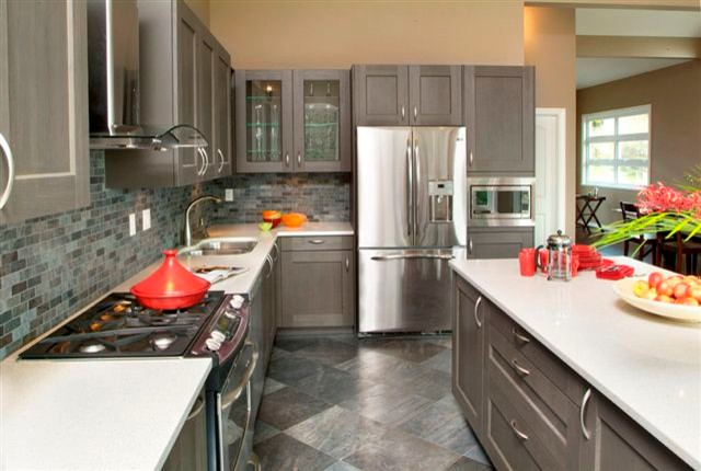 Contemporary Kitchen Countertops Ideas
