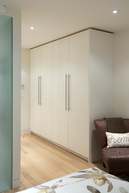 Hallway Closet Contemporary Hall Vancouver By Old
