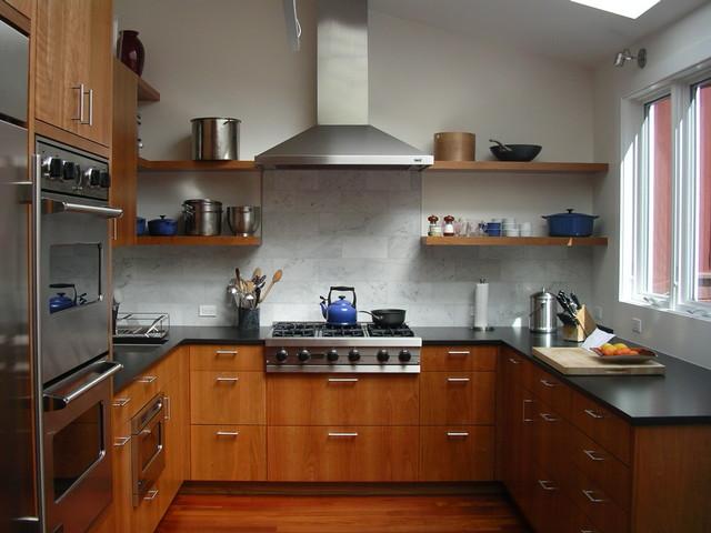 Contemporary Kitchen Vent Hoods