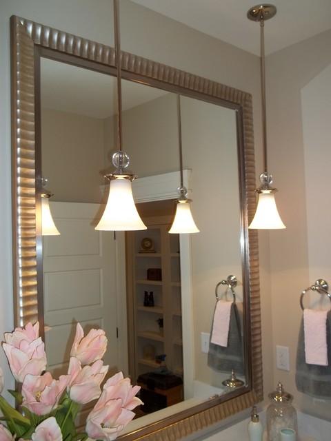 Bathroom Light Fixtures 4 Lights