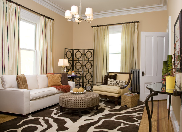 So Your Style Is  Transitional Transitional Living Room by Jace Interiors   CreateGirl Blog