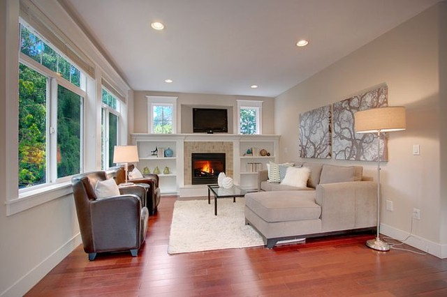 Family Ideas Traditional Decorating Room