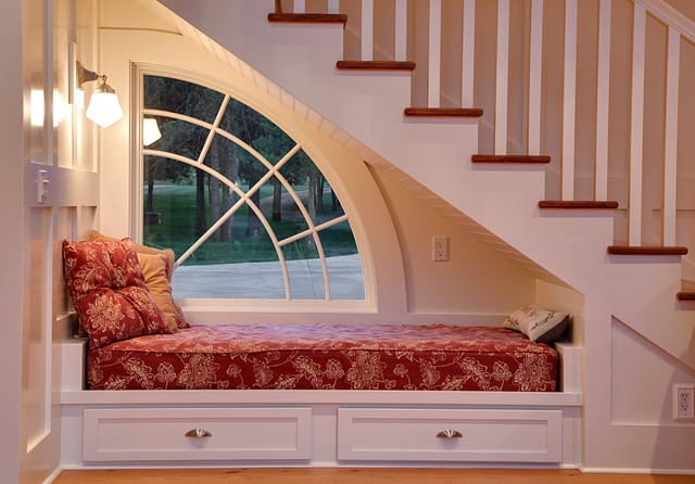 8 Clever Ideas For The Space Under The Stairs | Clever Stairs For Small Spaces | Beautiful | Small Home | Compact | Decorative | Small Apartment