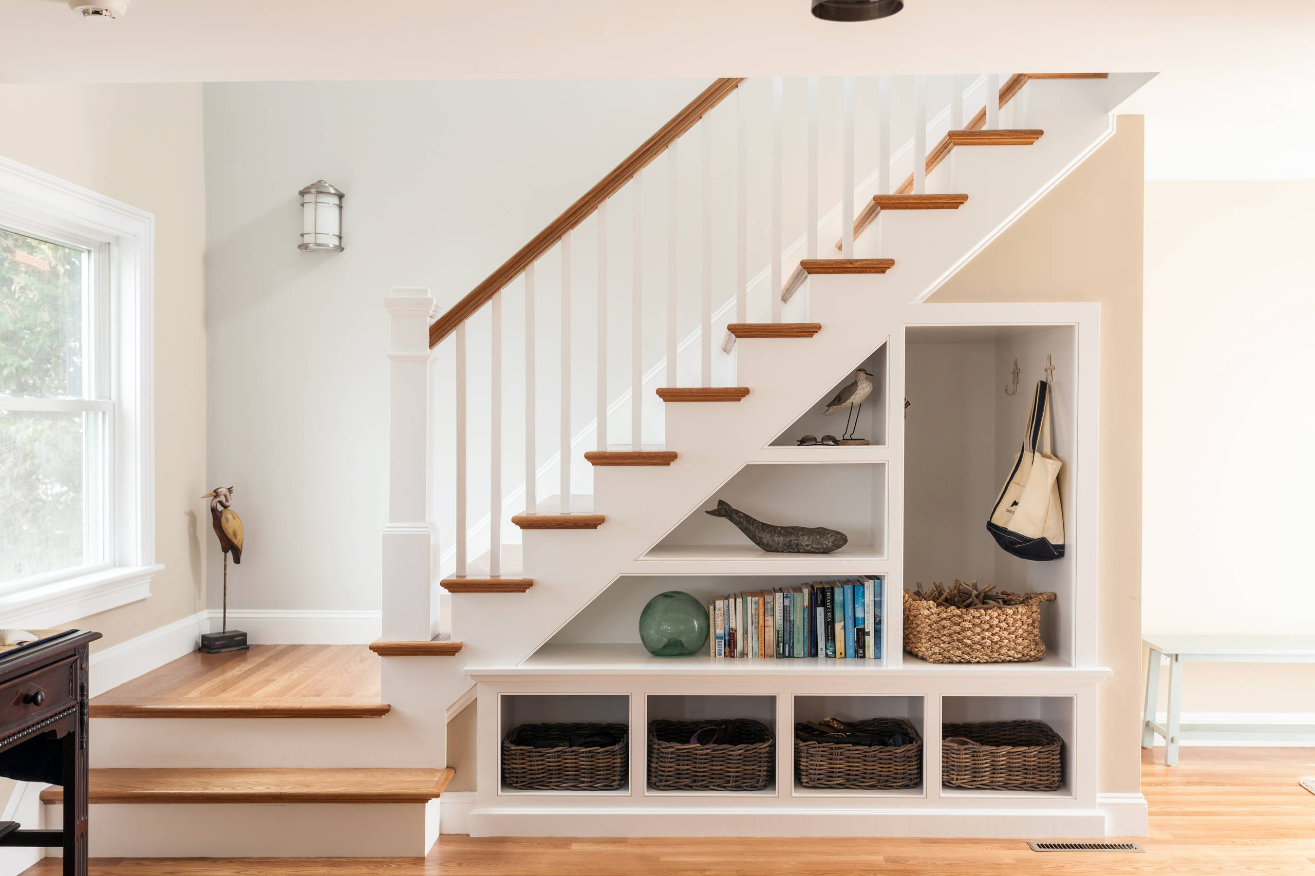 75 Beautiful Staircase Pictures Ideas September 2020 Houzz | Stairs In Home Design | Wall | Luxury | Creative | Home Out | Ultra Modern