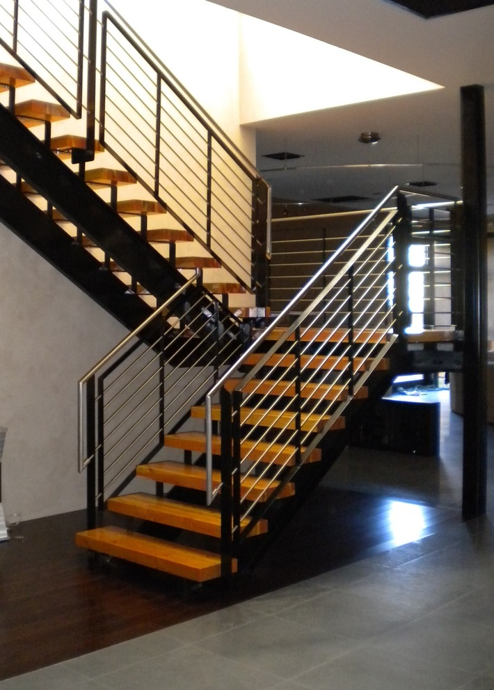 Stainless Steel Stair Railing Staircase Phoenix By Steel Stone   Stainless Steel Stair Railing   Price   Wall   Outdoor   Vertical   Golden