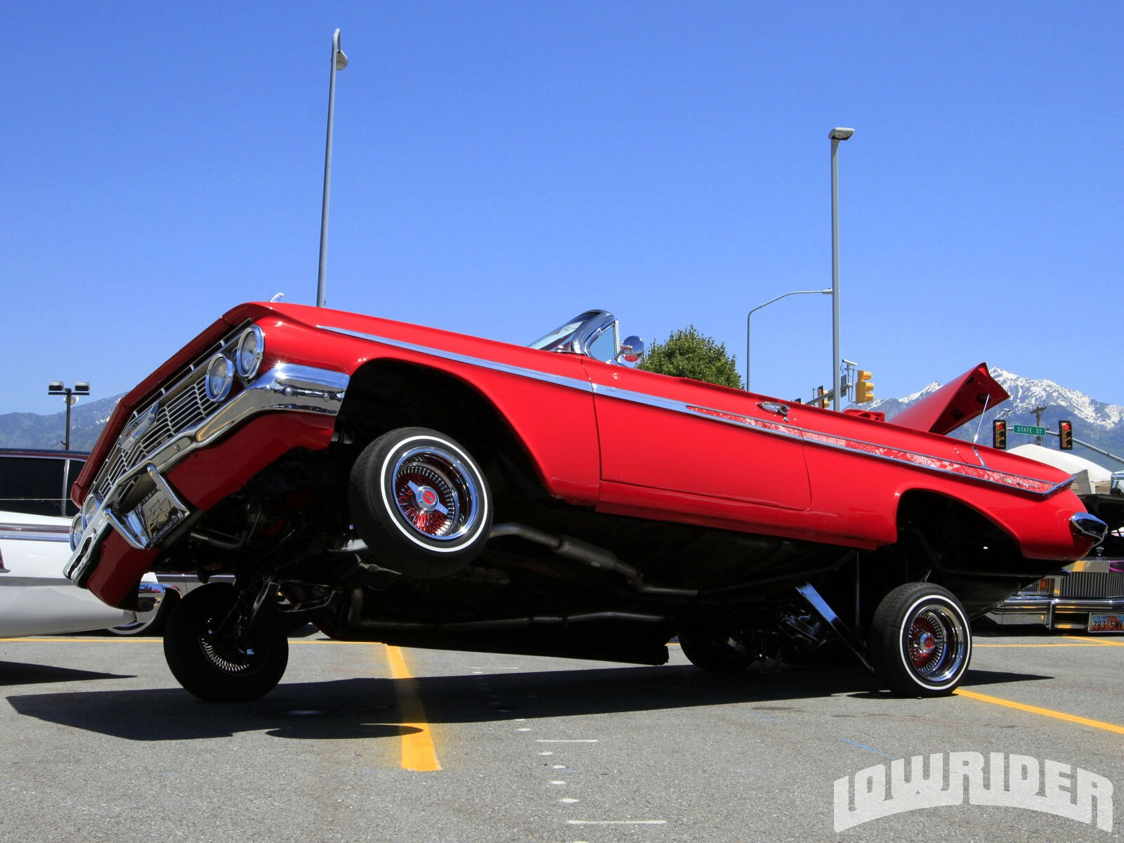 Victor's Tires 5th Annual Car Show - Lowrider Magazine