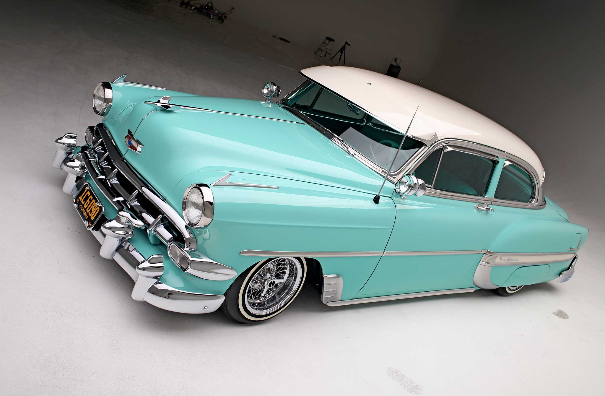 1954 Chevrolet Bel Air   An Air of Sophistication 1 17