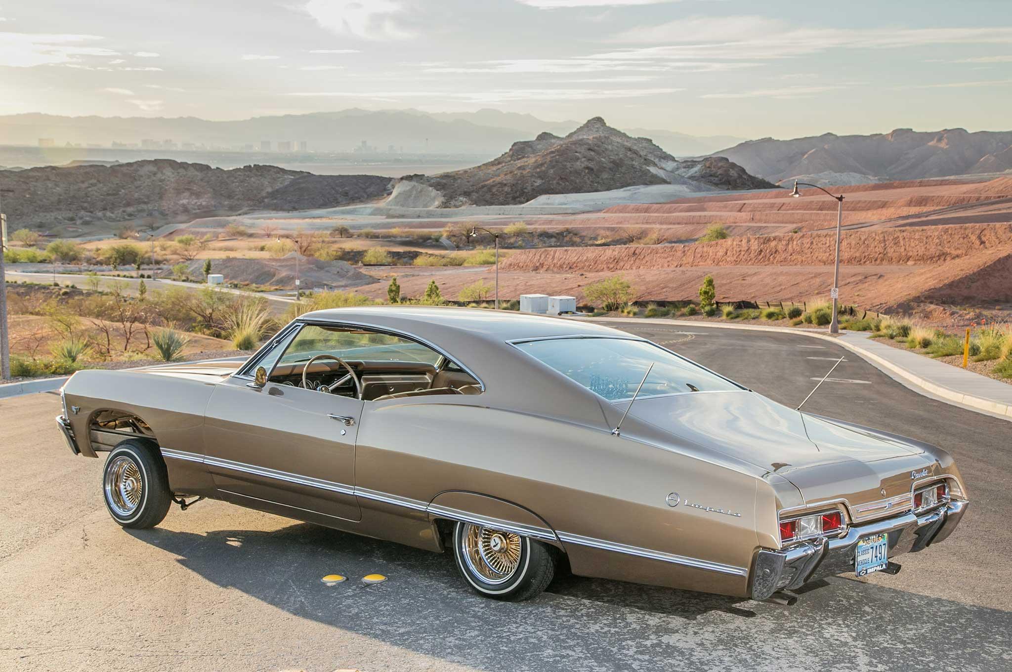 1957 Chevy Chevrolet Impala Lowrider