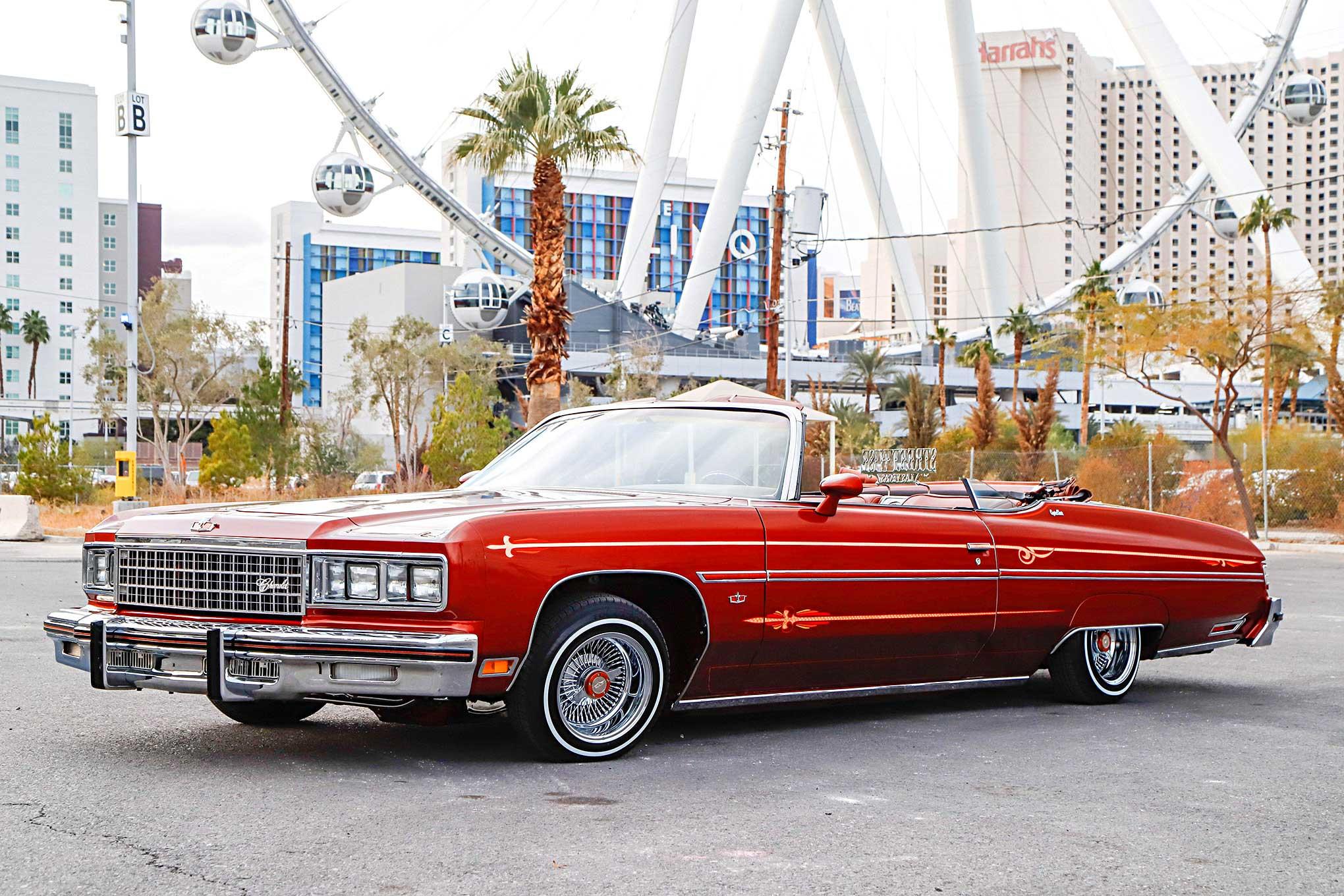 Impala Convertible 1975 22