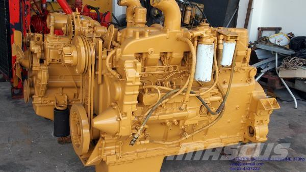 Used Caterpillar 3406b Engine Other Generators Year 1987