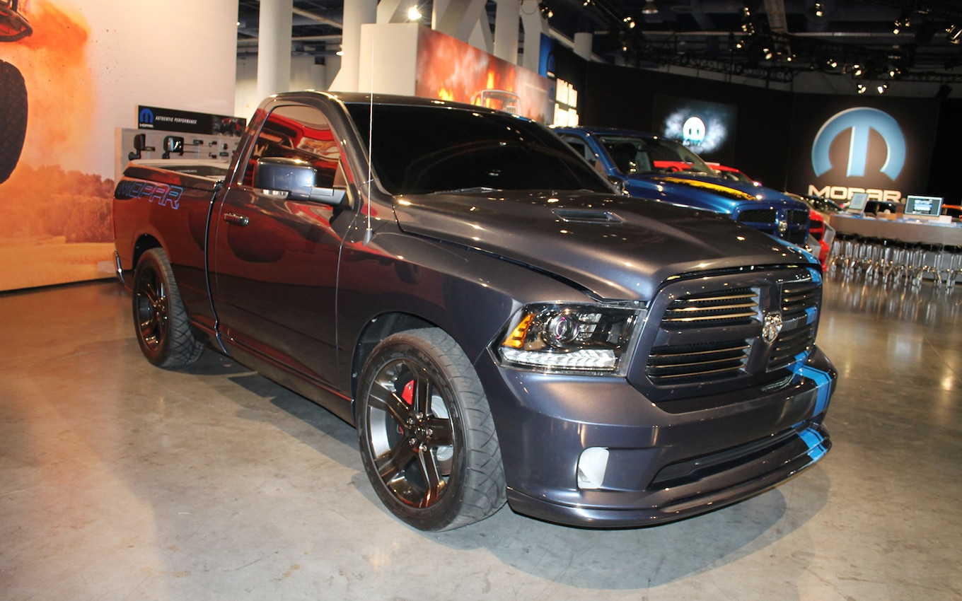 2012 Dodge 1500 St Hemi Engine Ram