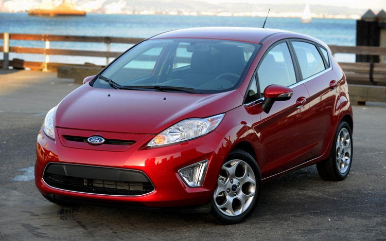 2011 Complaints And Problems Ford Fiesta