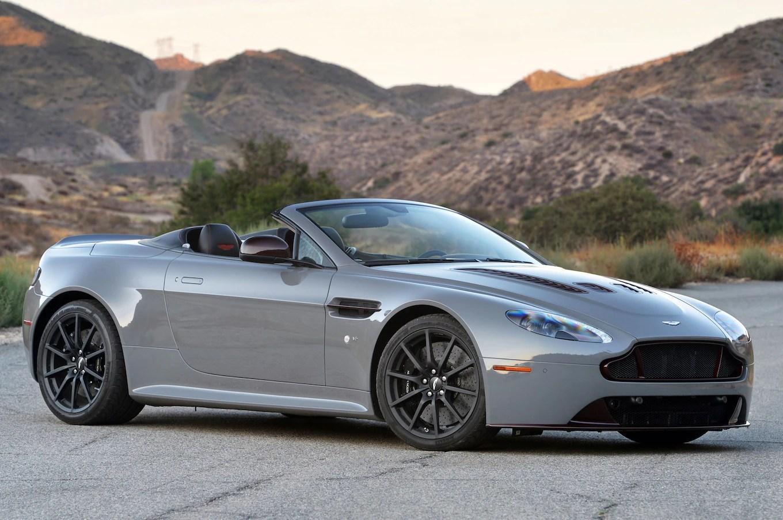 2015 Aston Martin V12 Vantage Reviews and Rating | Motor Trend