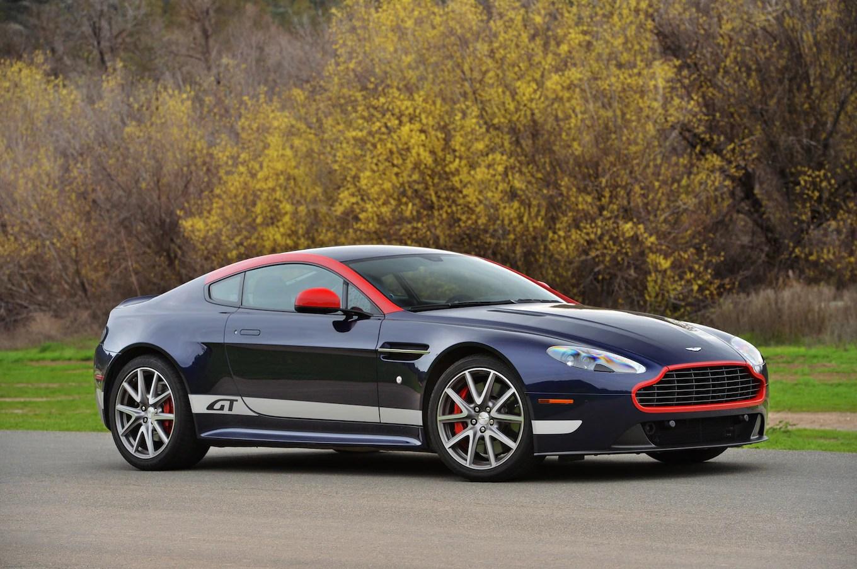 2015 Aston Martin V8 Vantage Reviews and Rating | Motor Trend