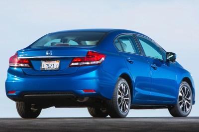 2015 Honda Civic Reviews and Rating   Motor Trend