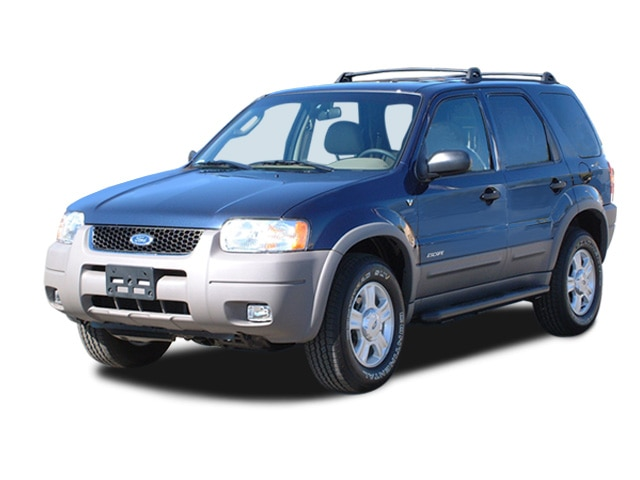 4wd Ford Escape Xlt 2003
