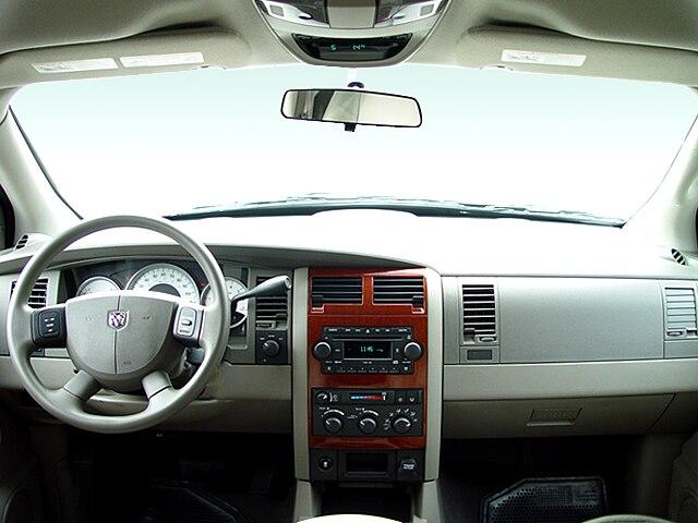 Dash Durango 2015 Dodge