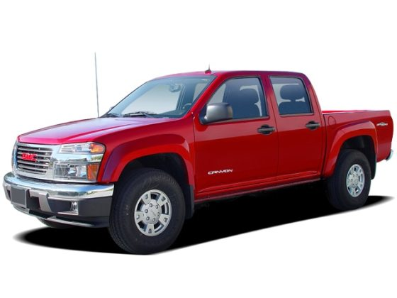 2007 GMC Canyon Reviews and Rating   Motor Trend 2007 GMC Canyon