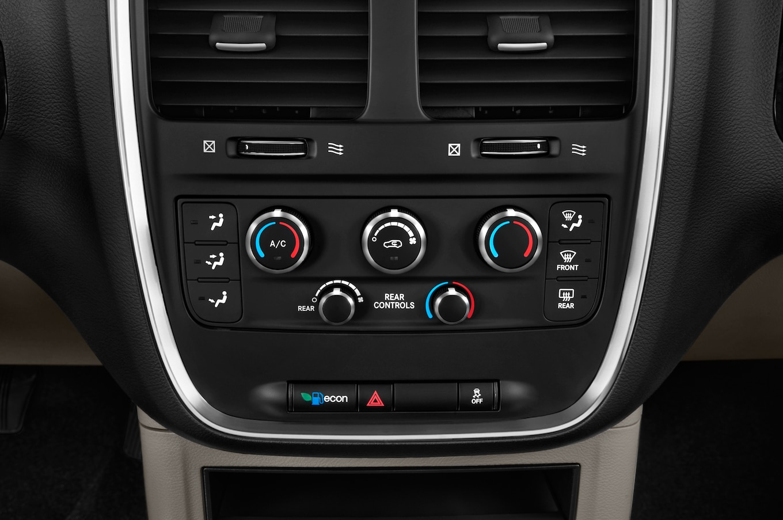 2014 Dodge Caravan Grand Interior
