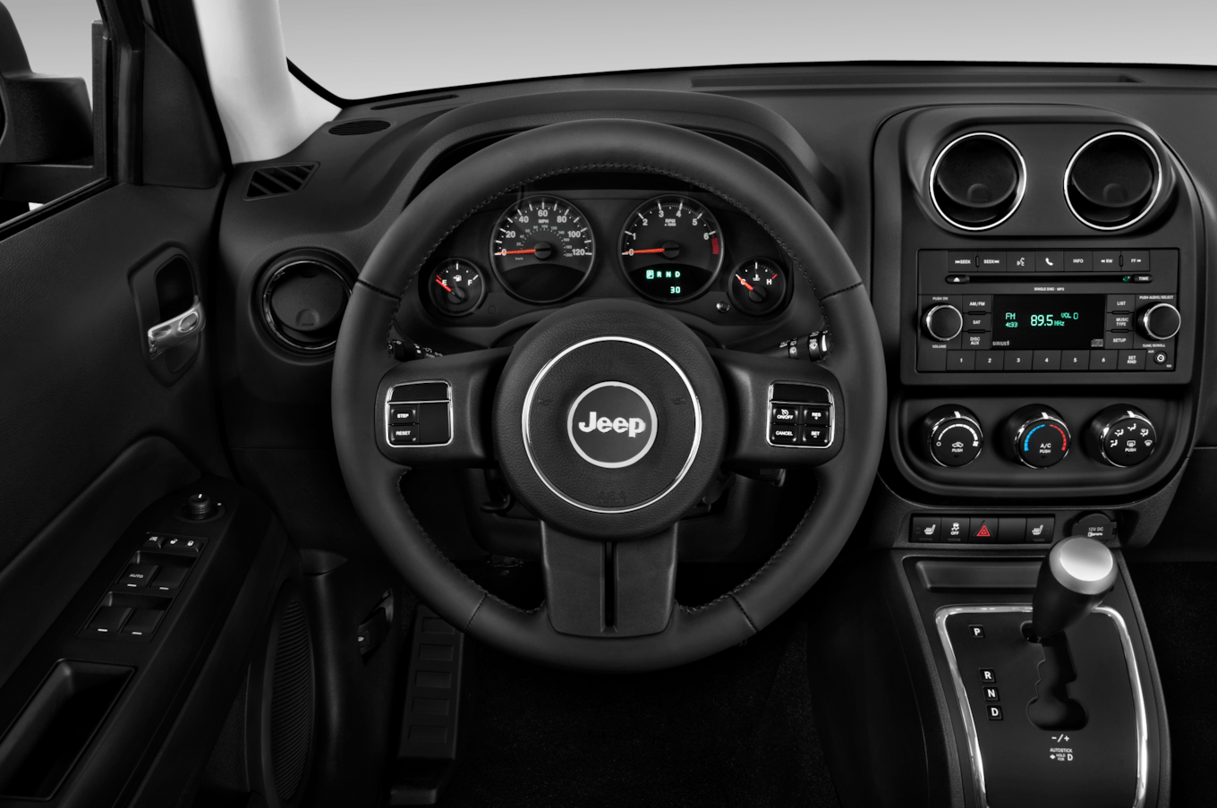 Jeep Patriot 2017 Interior