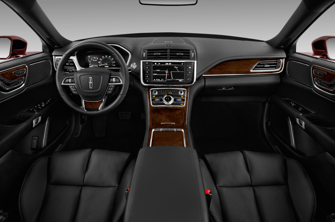2017 Lincoln Reserve Continental
