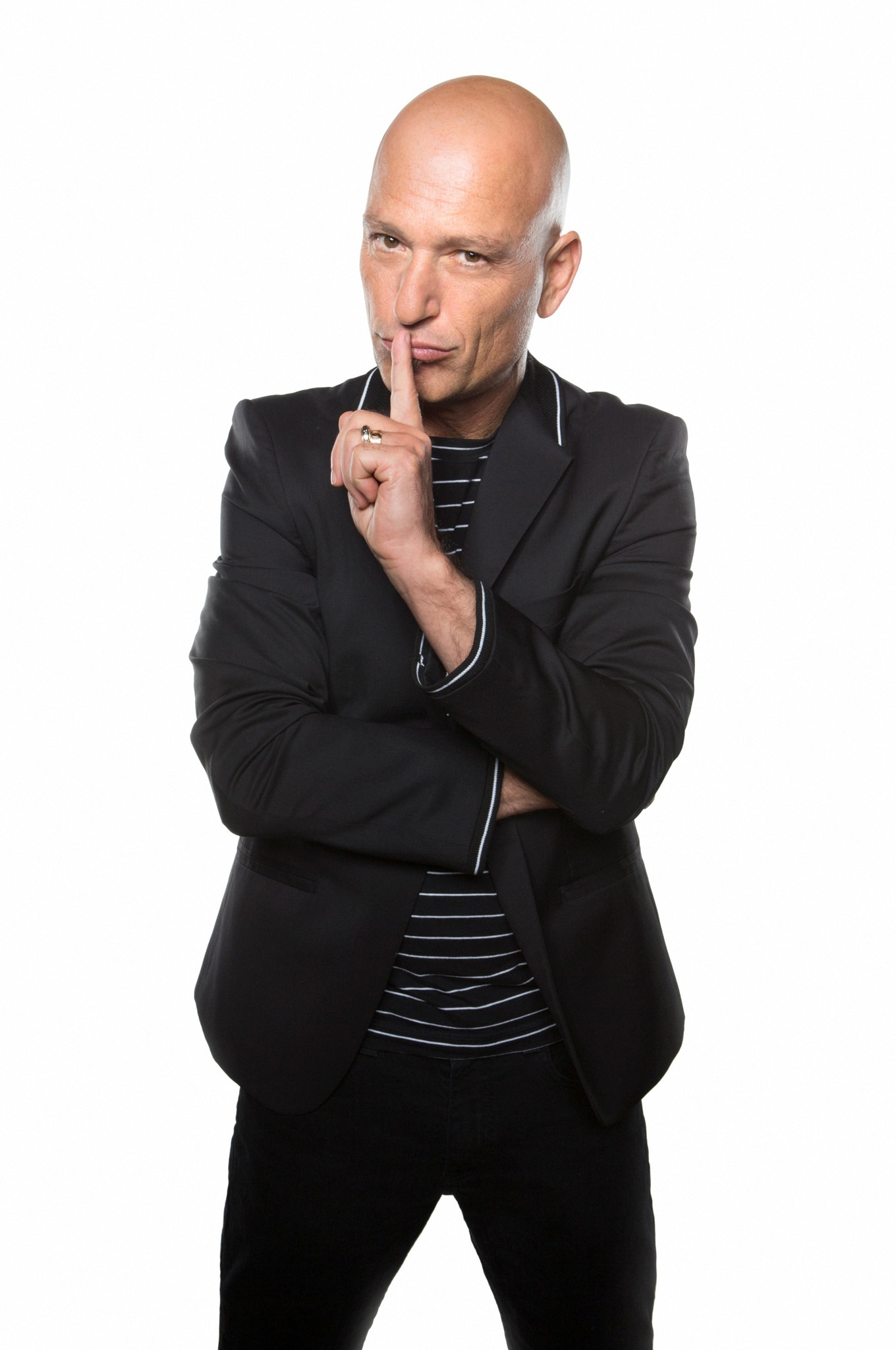 Celebrity Drive Howie Mandel His Range Rover And Honking Motor Trend