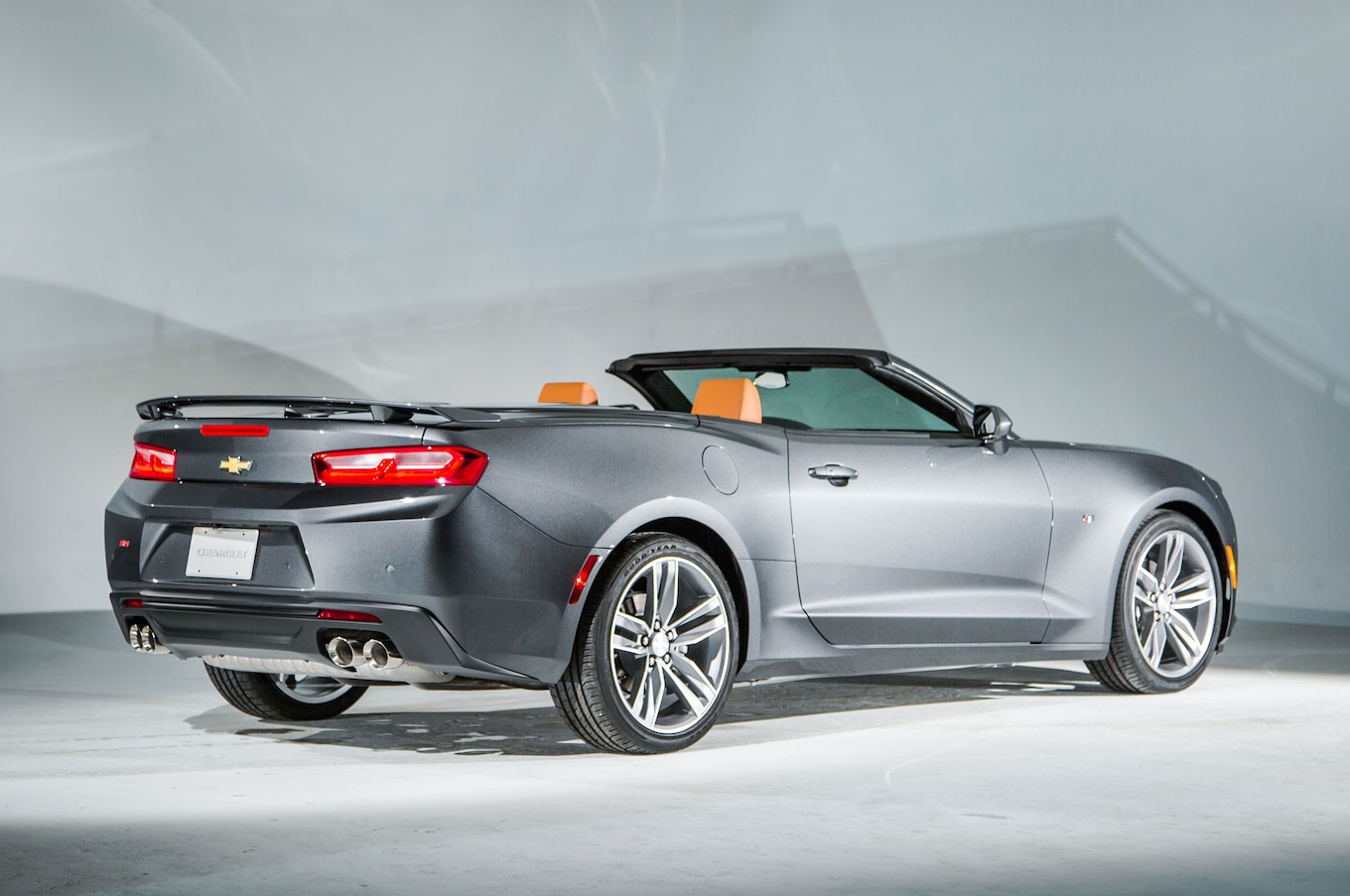 2016 Chevrolet Camaro Convertible First Look Review ...