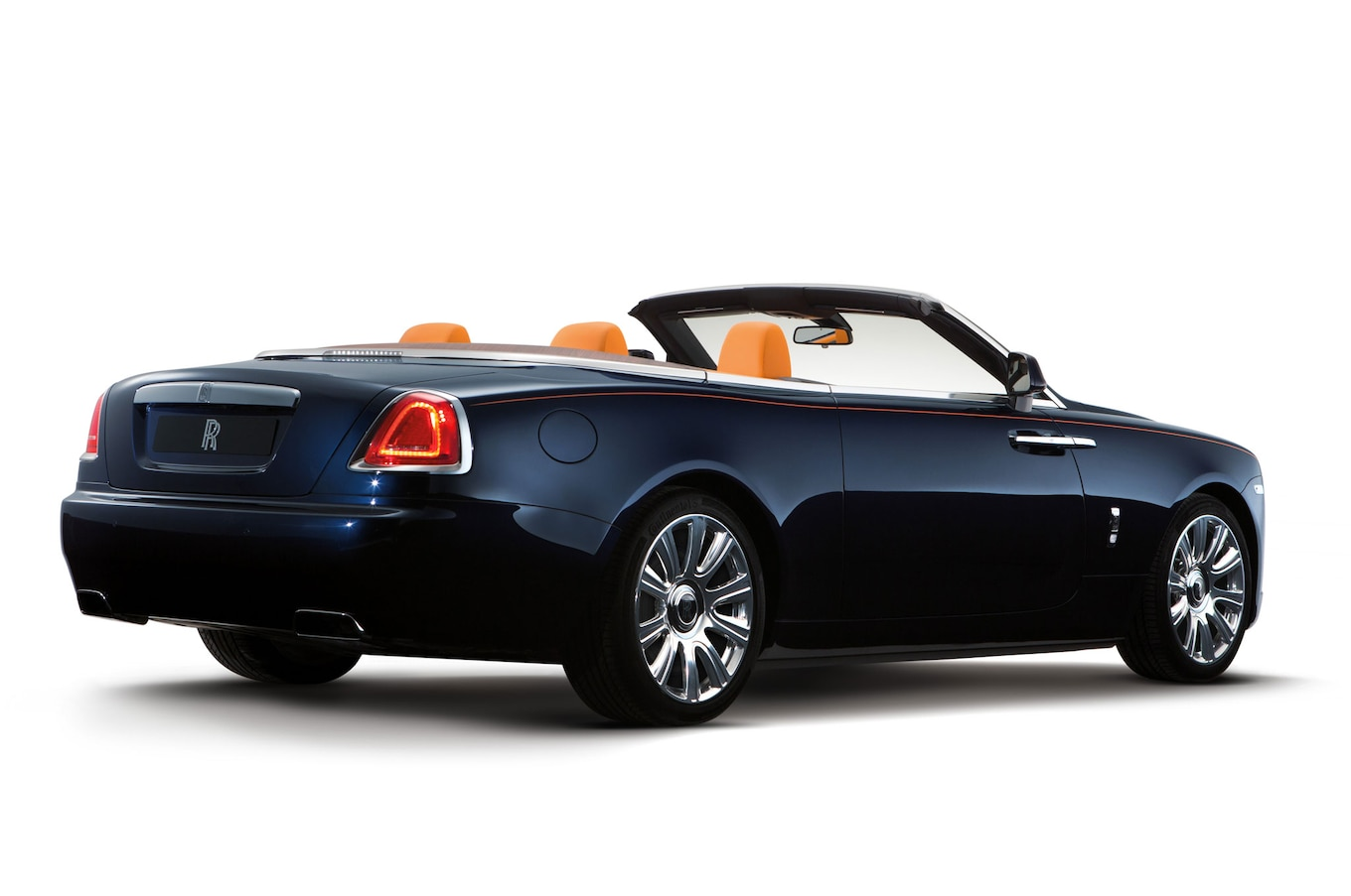 Rolls Royce Dawn First Look Review