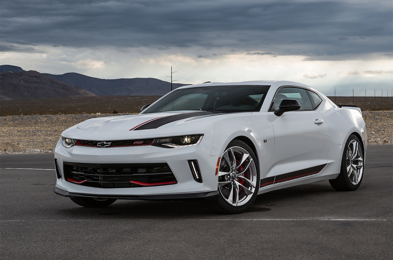 2017 Chevrolet Camaro Review: Driving Three Camaros With ...