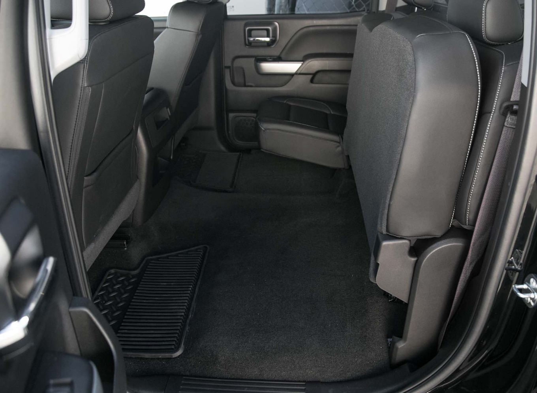 Silverado Long Chevrolet Travel Ltz 2016